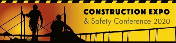 PRESENTATION SUBMISSIONS DUE 6/15 for 2020 Construction Expo & Safety Conference